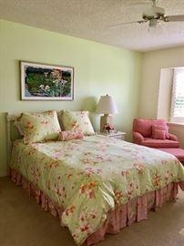 Queen Bedroom Set (Chest not shown)