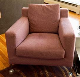 """B&B Italia """"Harry"""" armchair. Two available. 36"""" x 34"""""""