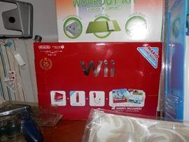 Wii still in Box