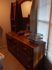 Nice Condition dresser with mirror.