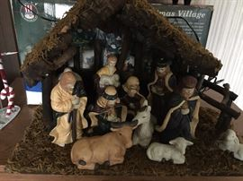 Nativity Set, 1 of 2