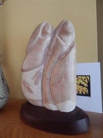 Sculpture by J. Suazo