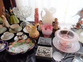 decorative items from vintage to antique