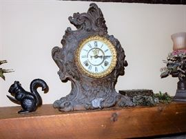 Astonia Clock