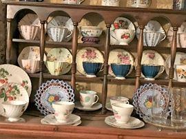 English China Tea Cups