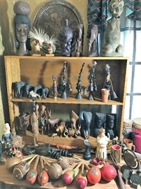 African art and Artifacts