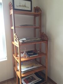 Hand Crafted Book Case