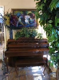 Beautiful Steinway Piano