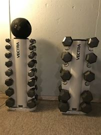 VECTRA FREE WEIGHTS
