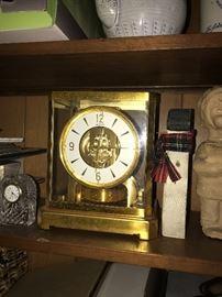 LECOULTRE CLOCK