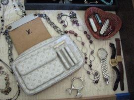 Jewelry, ipod, smart phones, Michael Kors purse, watches, pocket knives