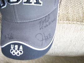 USA Olympic ball cap