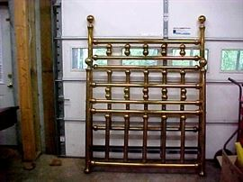 BRASS BED MADE IN COLBERT 50 YRS AGO