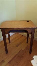 Antique Childs desk