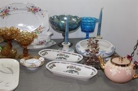 Vintage China pieces