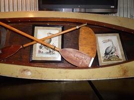 Vintage paddles