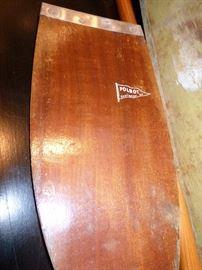 Vintage Folbot oars