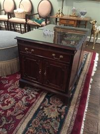 2 Century furniture company cabinets/night stands