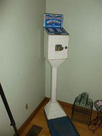 Vintage Weight Machine
