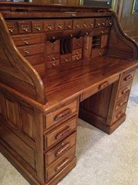 Fabulous roll top desk