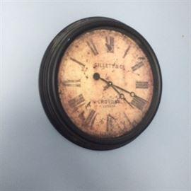 fun vintage style clock