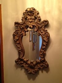 Lovely mirror to reflect your good taste!