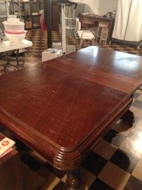 Large Dining room table!