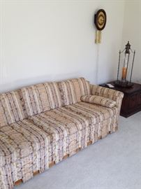 Traditional couch!