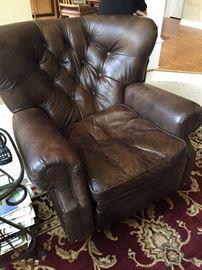 Restoration hardware recliner