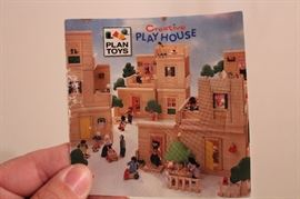 Creation Playhouse Plan Toys