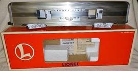 Lionel Aluminum Baggage Car