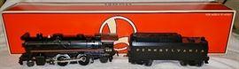 1. Lionel Pennsylvania 442 Steam Locomotive