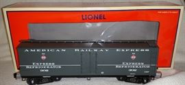 Lionel American Railway Express