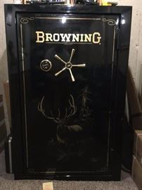 Browning medallion Fire rated safe