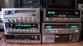 vintage stereo hifi