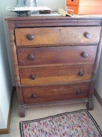 Turn of the last century chest