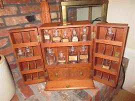 Civil War Era Medicine Box
