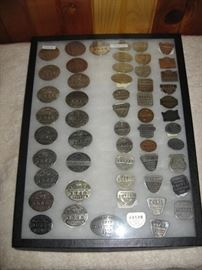 Security Badges Collection