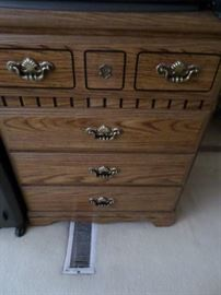 Chest of drawers-$35