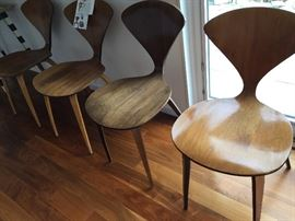 Mid-Century Set of 4 Plycraft Chairs