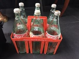 32oz Coke bottle 6 pack carrier