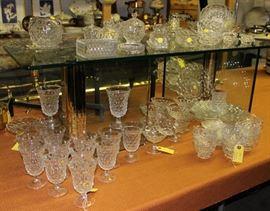 Fostoria glass American.