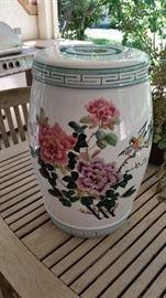Vintage Chinese Garden Seats