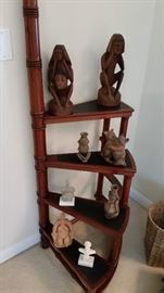 Book Case Library Ladder