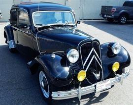 1949 Citroen Automobile