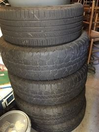 Tires for Pick Up Truck