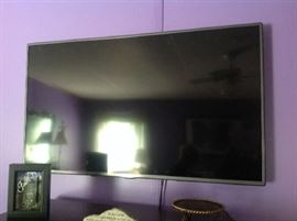 """LG TV - Includes wall mounts - $ 300.00 - 50"""""""