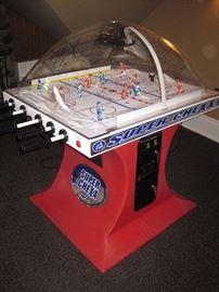 Super Chexx Arcade Game.