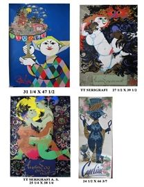 Bjorn Wiinblad Prints