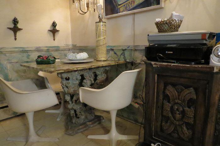 Burke Tulip Chairs